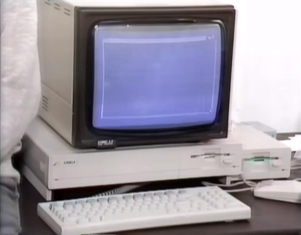 Introducing the Commodore Amiga