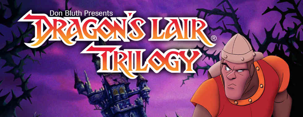 Dragon's Lair trilogy comes out on the Nintendo Switch