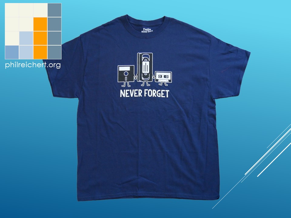 Never Forget T-shirt full front image