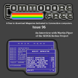 Commodore Free Magazine no. 96