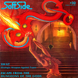 Softside Magazine August 1983