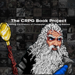 Computer Role Playing Game RPG Book Project