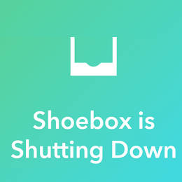 Shoesbox cease photo cloud storage services in 2019