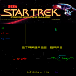 Sega Star Trek Vector Virtual Machine
