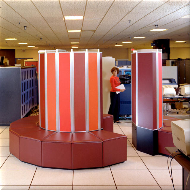 Cray Supercomputer Research Center