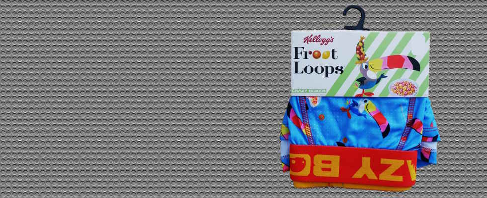 Kelloggs Fruit Loops Crazy Box Trunks banner