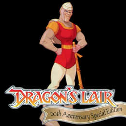 Dragon's Lair 20th Anniversary Special Instruction Manual