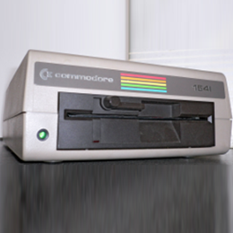 Commodore 1541 Floppy Drive