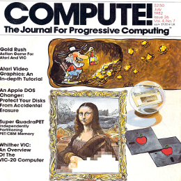 Compute Issue 26 - July 1982 Magazine Review