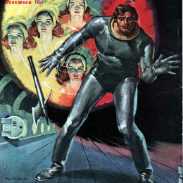 Astounding Science Fiction November 1947