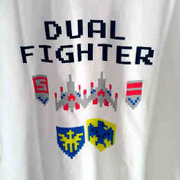 UniQlo Dual Fighter t-shirt