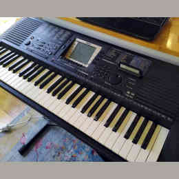 Yamaha PSR-530 Arranger Keyboard