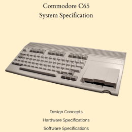 Commodore C65 System Specification